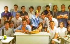 東京ラボセンターでCercle des Chefs様を迎えWorkShopを開催しました