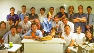 Cercle des Chefs Work Shop