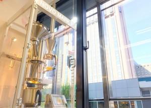 東京ラボセンターの焙煎機