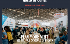 「World of Coffee in Berlin」出展のお知らせ